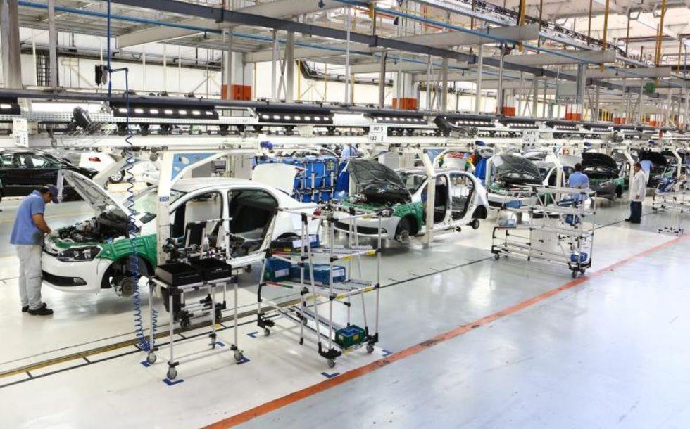 Produção das montadoras em setembro é maior em 10 meses