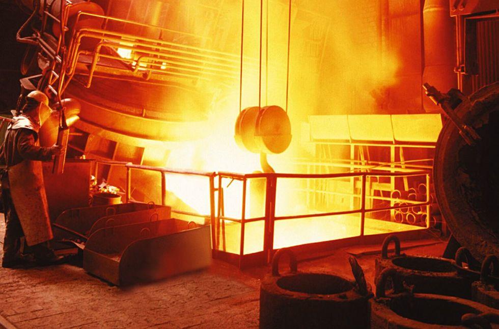 Produção de aço cresce 7,5% em setembro