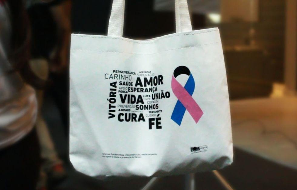 Rede Bom Lugar lança ação solidária 'Unidos Pela Vida', em prol à prevenção do câncer