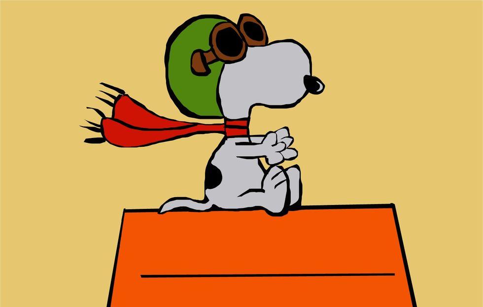 Snoopy, melhor amigo de Charlie Brown, faz 70 anos