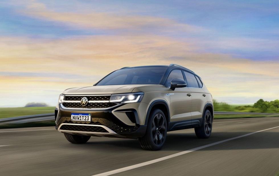 VW apresenta seu novo SUV médio