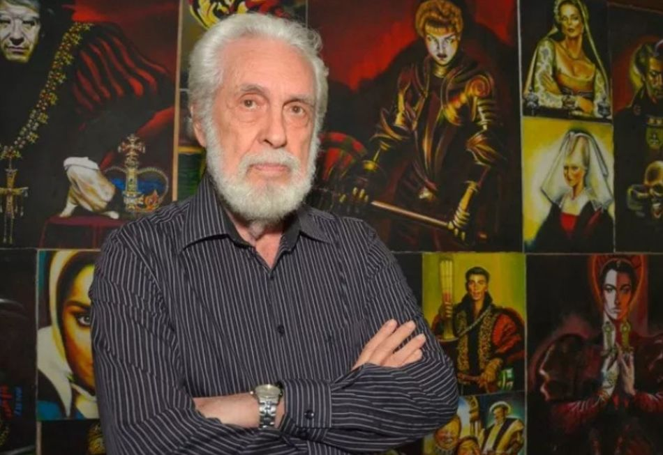 Waldemar José Solha é um dos finalistas do Prêmio Jabuti