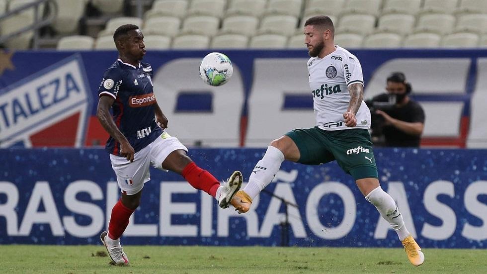 Palmeiras vê crise aumentar
