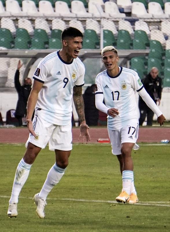 Argentina, Paraguai e Equador ganham