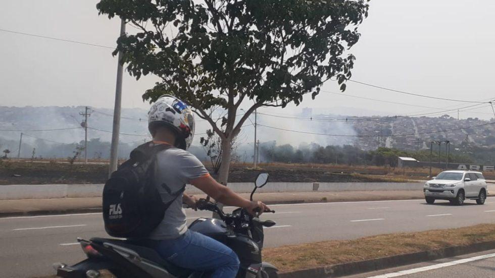 Bombeiros atendem 29 casos de fogo em mato no intervalo de sete dias em Sorocaba