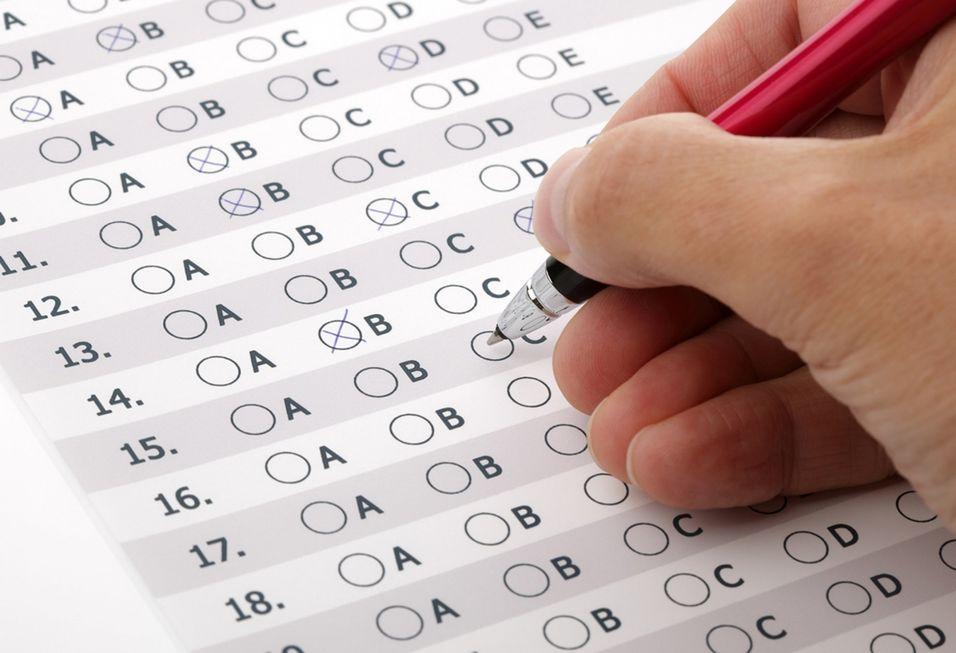 Educação divulga gabarito e resultados