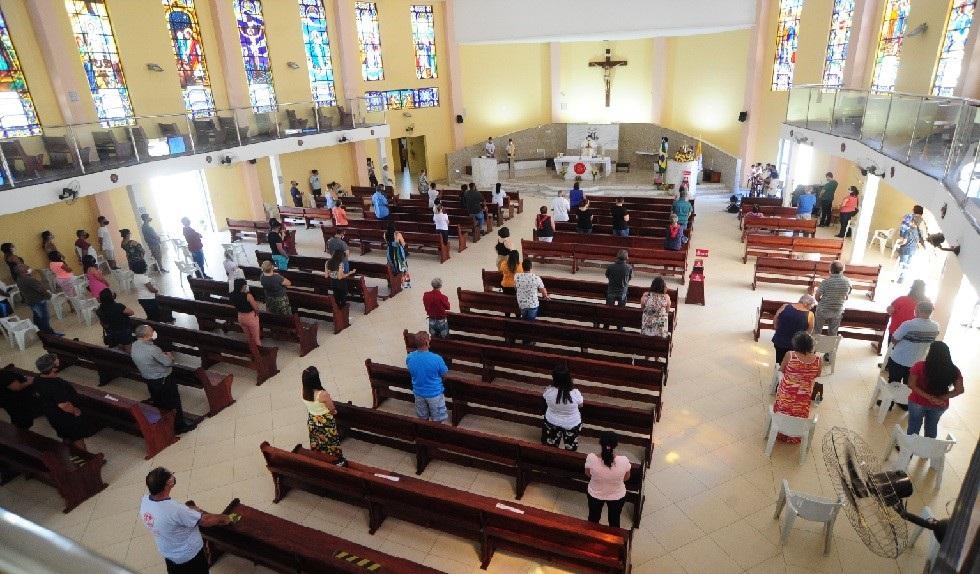 Dia de Nossa Senhora Aparecida tem rotina alterada por protocolos de saúde em Sorocaba