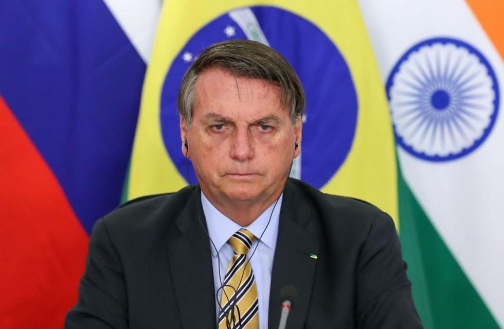 Brasil apoia esforço para vacina, diz Bolsonaro