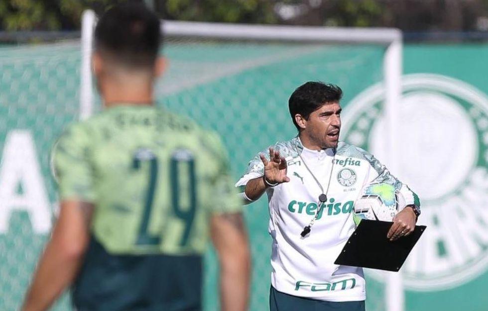 Abel estreia hoje pelo Palmeiras