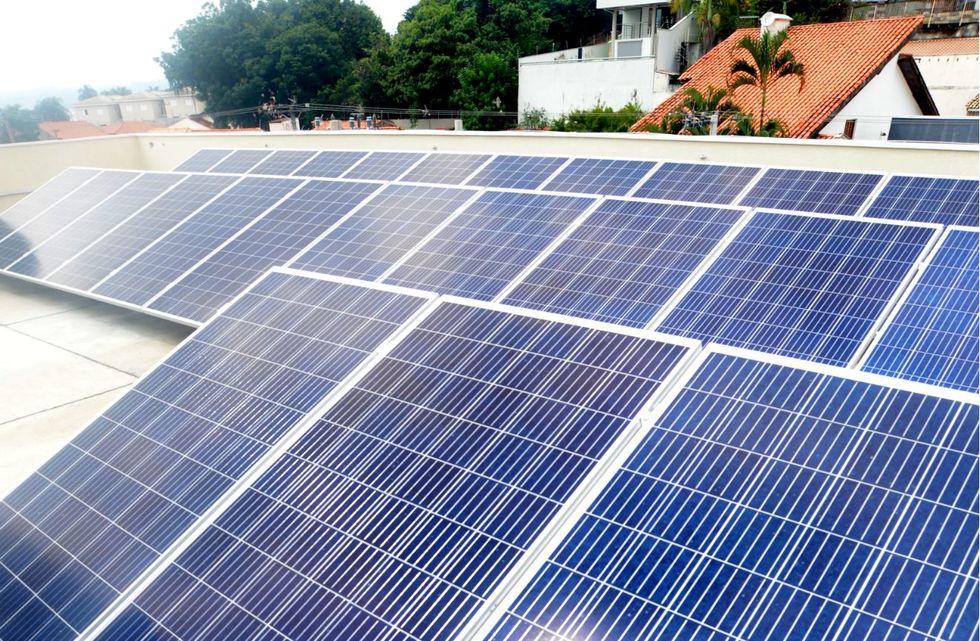Ambev vai construir 48 usinas solares