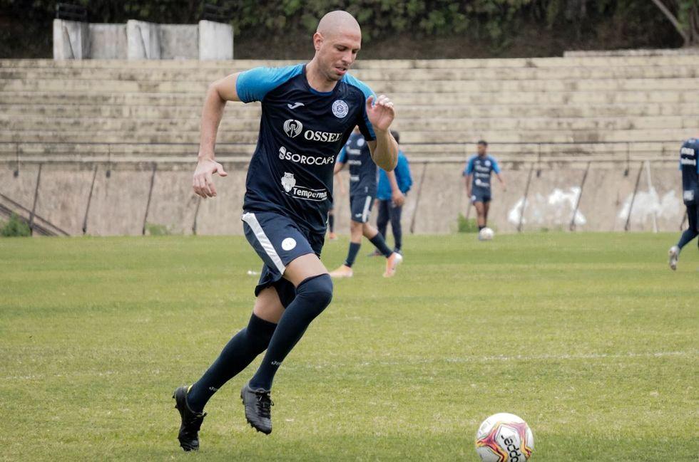 São Bento contrata Rafael Ramazotti