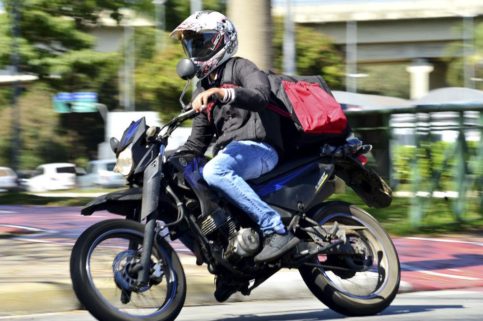 Blitz contra motos teve 20 autuações