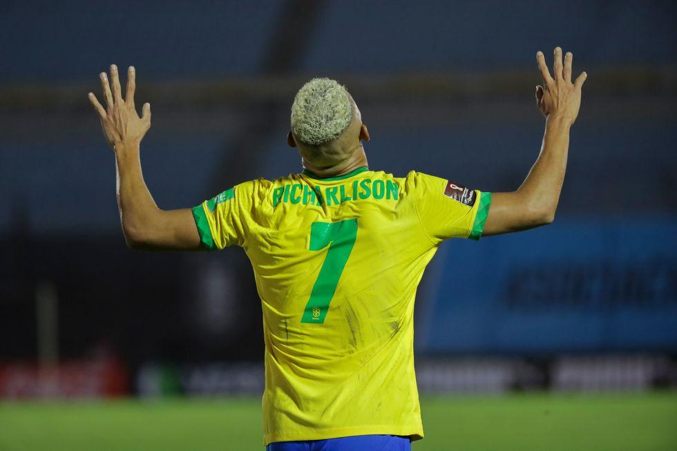 Brasil demonstra força