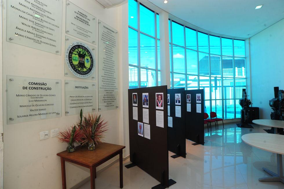 Cerimônia oficializa o Museu Maçônico