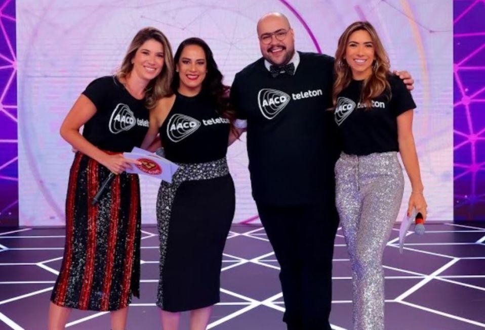 Presença: Teleton 2020 arrecada R$ 26 milhões