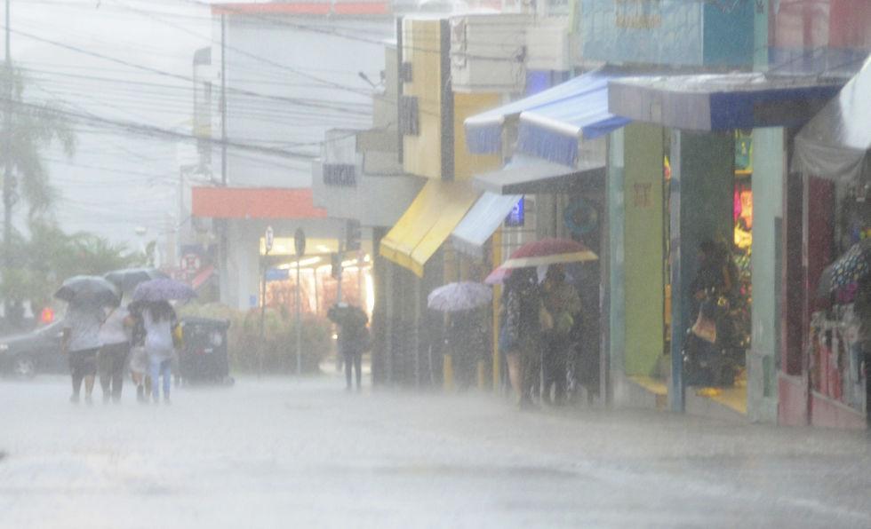 Defesa Civil alerta: vai chover mais e a temperatura deve cair