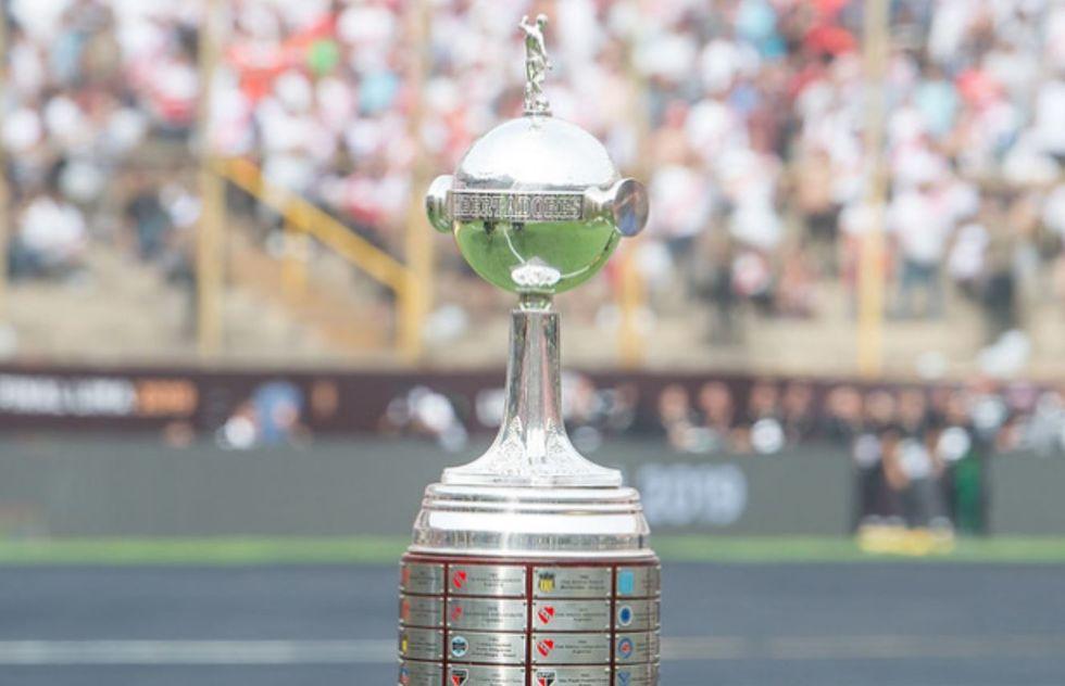 Final da Libertadores será em 30 de janeiro