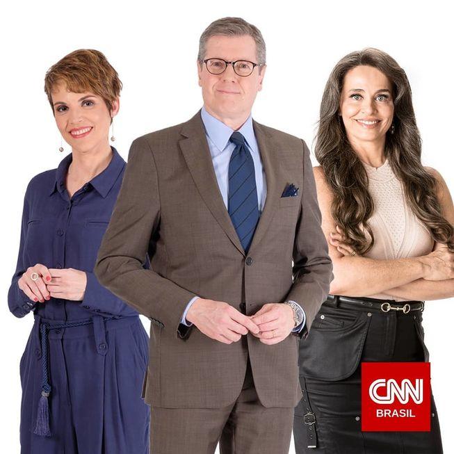 GloboNews e CNN Brasil não se entenderam nem nas eleições americanas