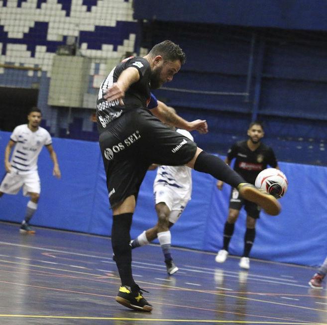 Magnus empata com a AABB no Paulista
