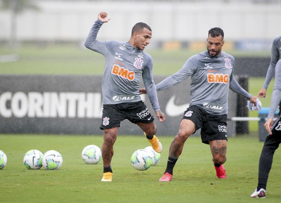 Otero volta a treinar e Ramiro é dúvida