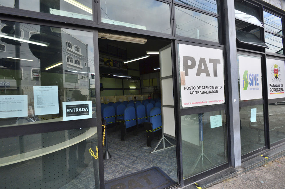 PAT tem saldo positivo de novas vagas em outubro