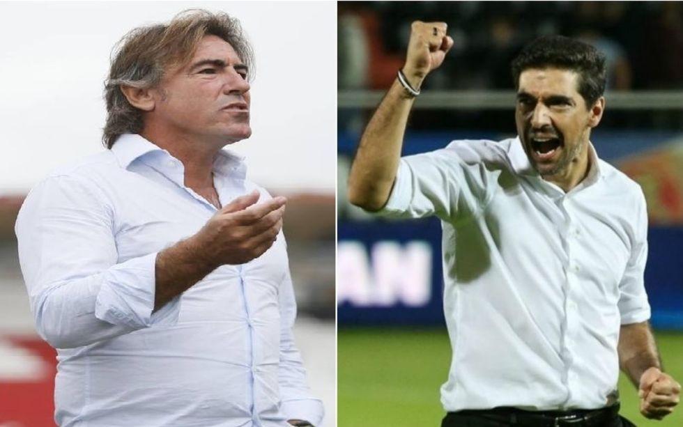 Palmeiras e Vasco fazem duelo à lusitana