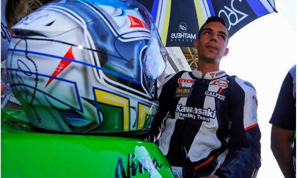 Piloto do SuperBike é sepultado em Goiás