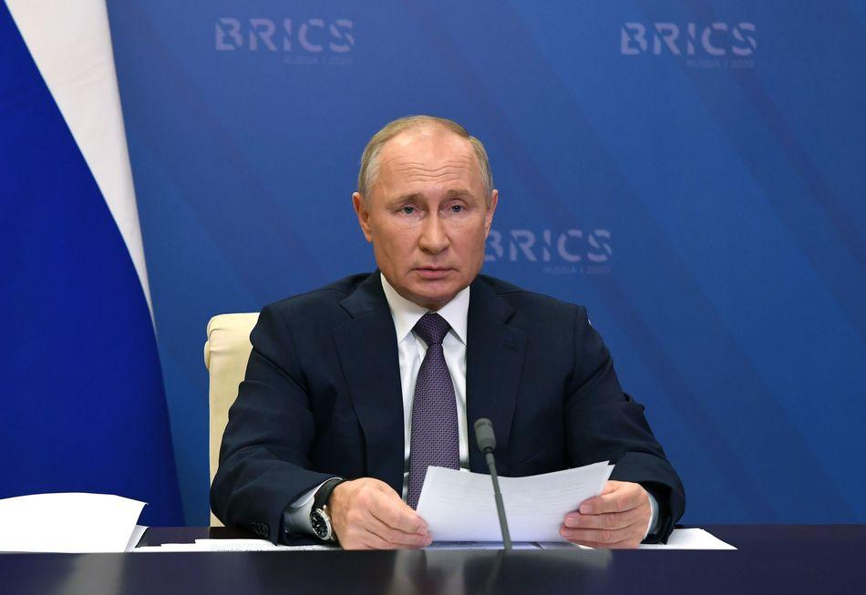 Putin: vacinas são chave para retomada econômica
