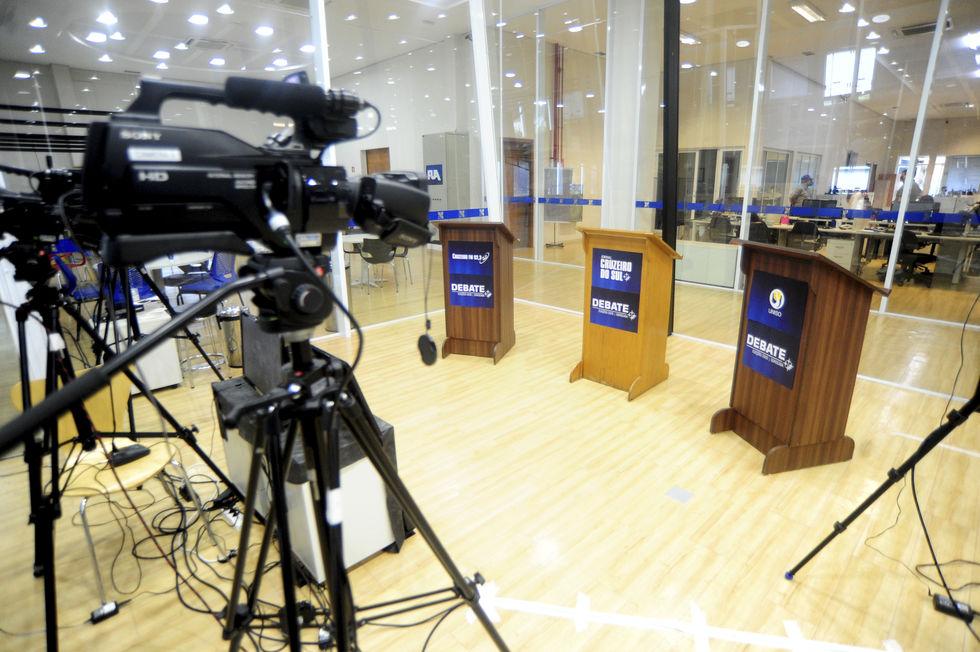 Reunião define detalhes de debate do 'Cruzeiro'