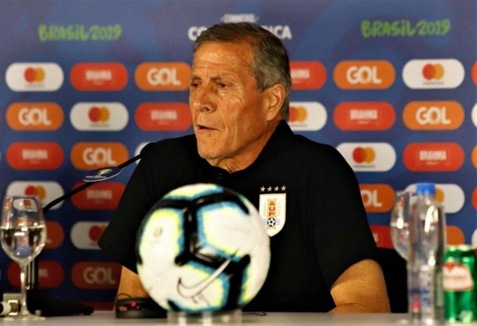 Sete uruguaios pegam Covid após jogo com Brasil