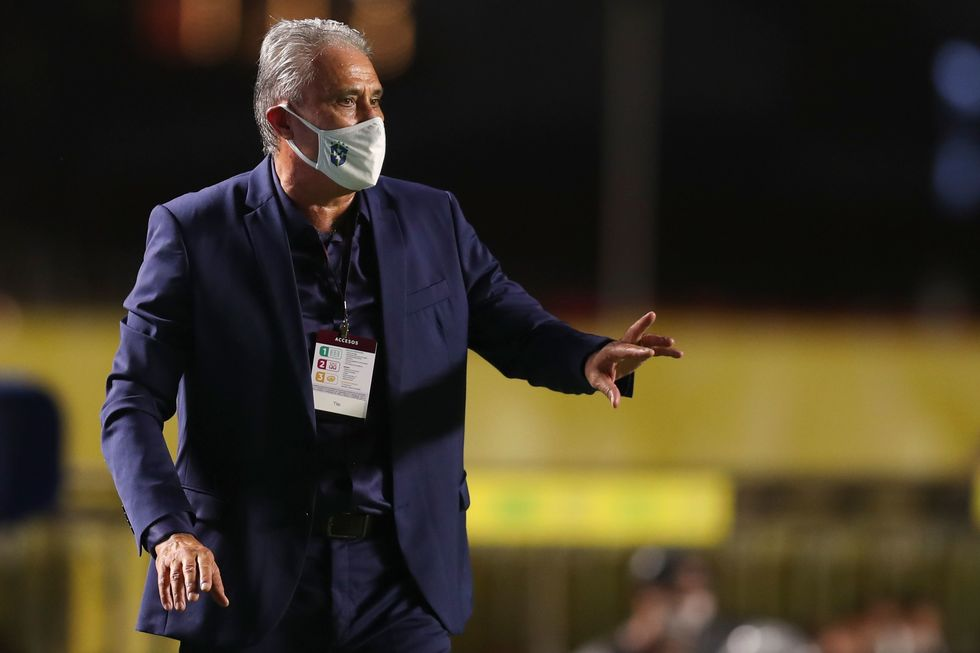 Tite justifica partida ruim contra Venezuela