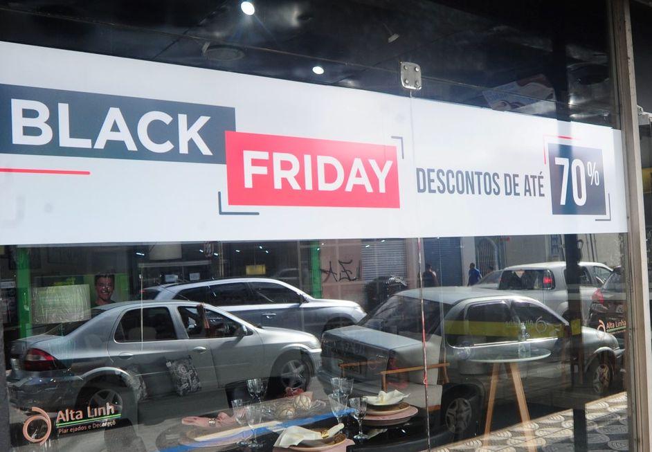 Varejo prevê recorde de vendas na Black Friday