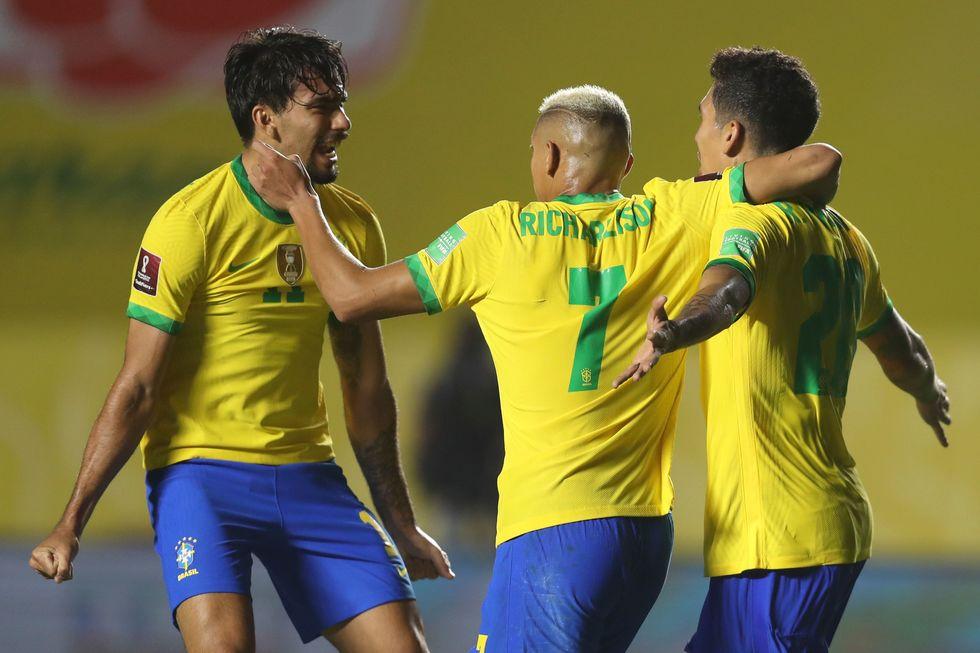 Brasil vence a Venezuela por 1 a 0, em jogo fraco