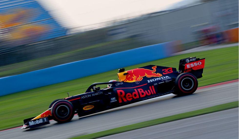 Verstappen é o mais rápido do 1º dia na Turquia
