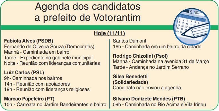 Aplicativos permitem acompanhar os resultados das Eleições 2020