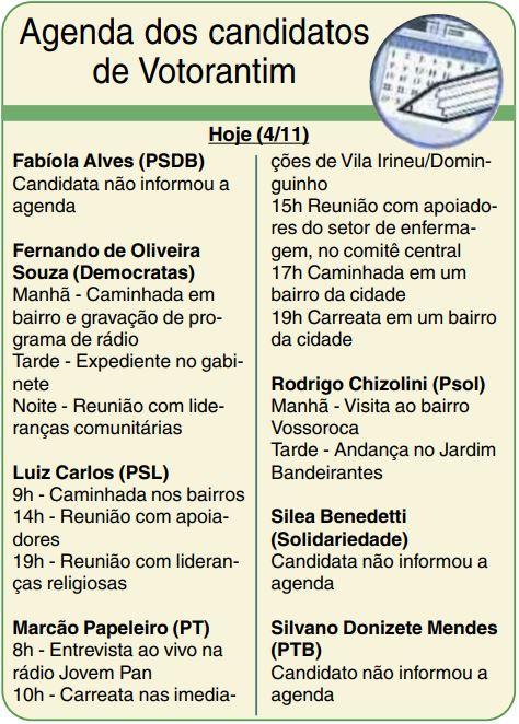 As propostas do Dr. Leandro para Sorocaba