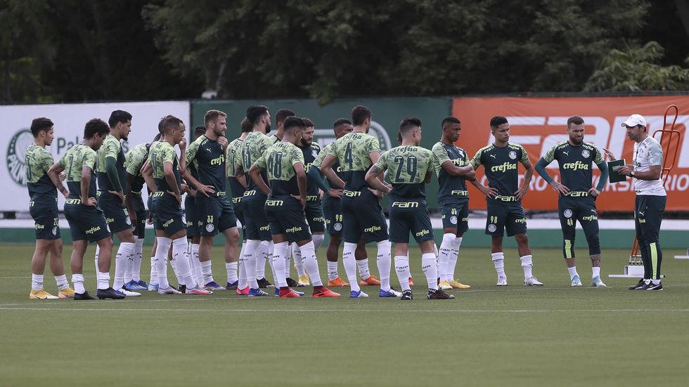 A força da juventude é a esperança do Palmeiras na Libertadores