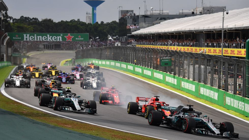Interlagos sediará GP por mais cinco anos