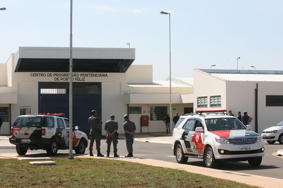 No CPP de Porto Feliz, 8 detentos atendiam os critérios para a soltura. Crédito da foto: Pedro Negrão / Arquivo JCS (5/8/2014)
