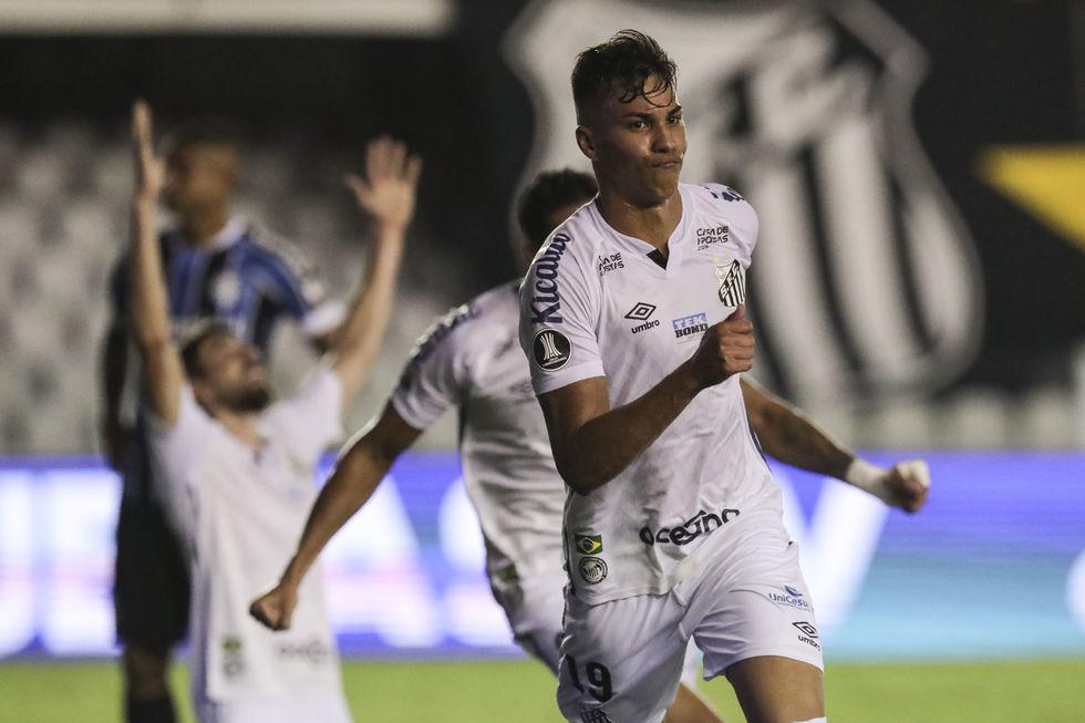 Santos conta com Kaio Jorge se jogo de terça for mantido