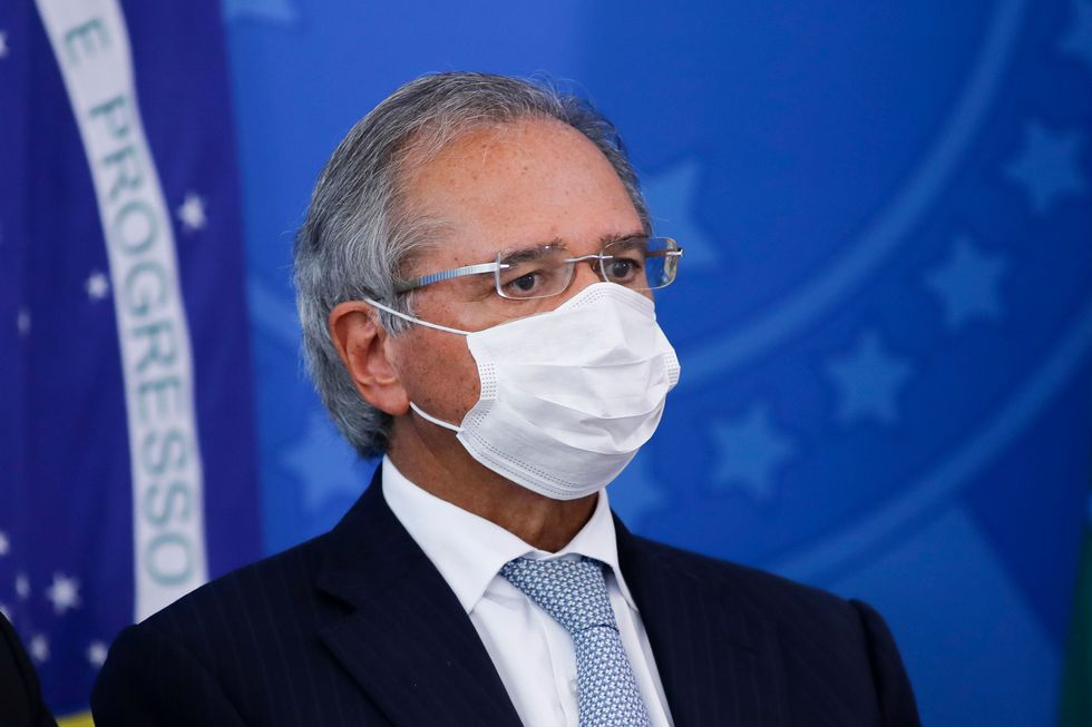 Guedes: 'retorno seguro ao trabalho exige vacinação'