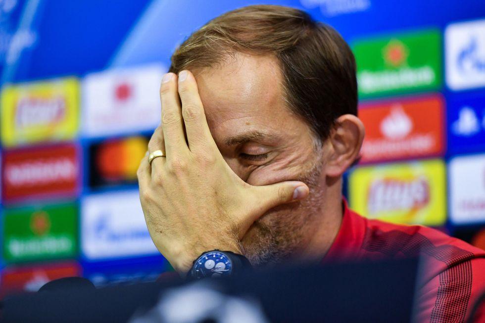 PSG confirma saída de Thomas Tuchel