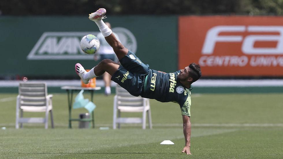 Palmeiras joga contra o América-MG