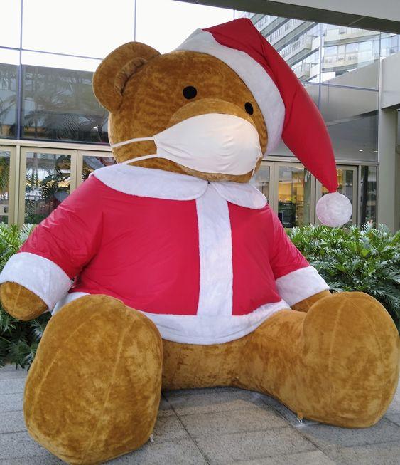 Pandemia impede eventos natalinos na cidade