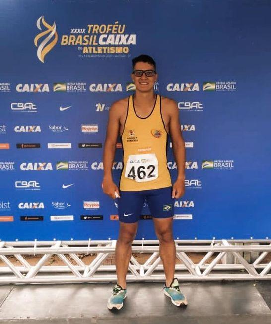 Pedro é 7º no Troféu Brasil