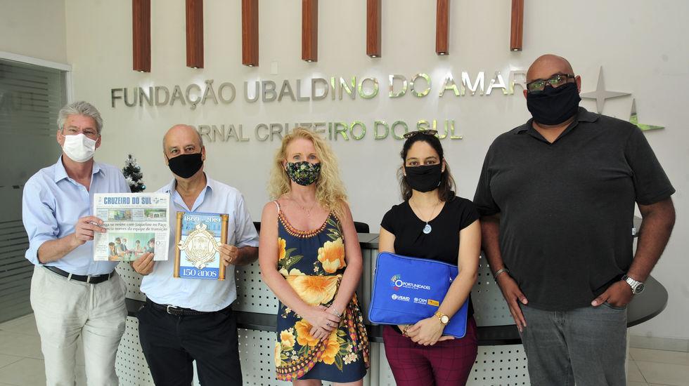 Representante da ONU busca parcerias para apoiar os imigrantes venezuelanos