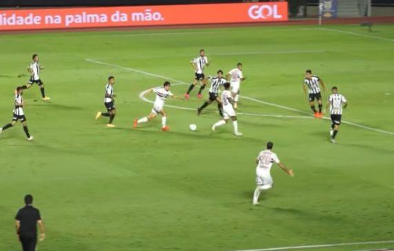 São Paulo domina Atlético-MG, vence e volta a abrir vantagem no Brasileirão