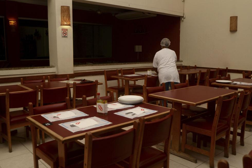 Se pandemia durar mais, ficarão 20% dos bares e restaurantes