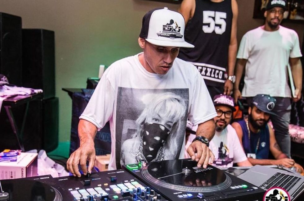 Subrinho vence campeonato nacional de DJs profissionais