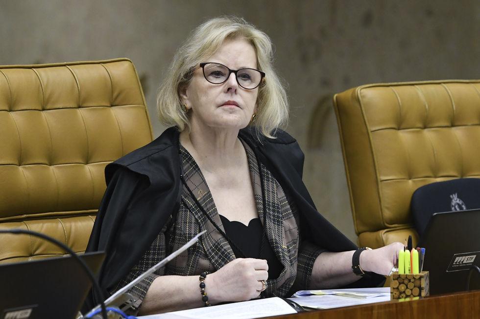 Rosa Weber, ministra do Supremo Tribunal Federal (STF).